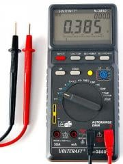 Multimeters in assortment - reasonable prices