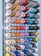 Threads titanium No. 10 of 1000 m.