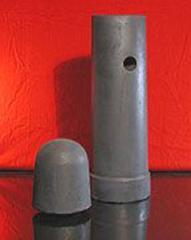 Огнеупорные изделия для разливки стали из...
