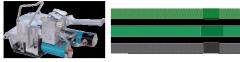 Machines of the pneumatic ITA 11 ITA 12 type