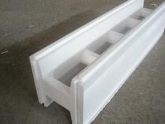 Blocks polystyrene foam (thermoblock)