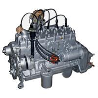 Двигатель Газ 51.