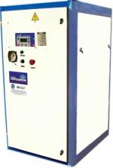 The station is compressor screw, electrodriving,