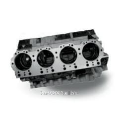 Блок цилиндров двигателя ЗИЛ 130, 131 с картером сцепления, ремонтный.