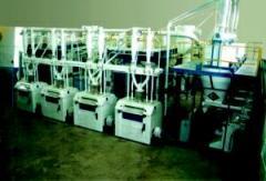"Roller flour mill ""Kharkov - 2500"