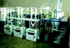 "Roller flour mill ""Kharkov - 1500"