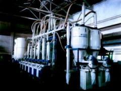 "Roller flour mill ""Kharkov - 800"