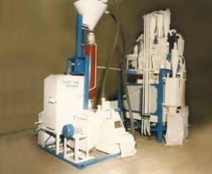 Линия ЛПГ-130 ЛПГ-200 гидротермической обработки и шелушения гречихи для получения гречневой крупы по ГОСТ 5550-74 с улучшенными вкусовыми и товарными свойствами.