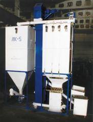Линия ЛК-5 модель ЭМ.0128 для приготовления
