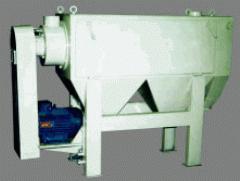 Машина обоечная МО.7 для очистки зерновых культур от пыли перед размолом. Технологическое оборудование подготовки зерна к помолу  для зерноперерабатывающих предприятий и мукомольных мельниц
