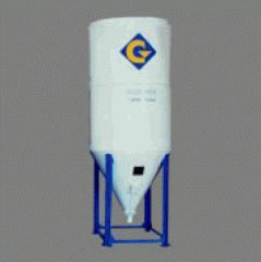 Бункера готовой продукции НО.0614.03 (V=22,3 м.куб), НО.0609.01 (V=9.0 м.куб). Технологическое оборудование для мельниц и зерноперерабатывающих предприятий
