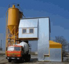 Concrete mixing plants and units UBRS.040