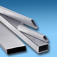 Pipe of kvadratn mm steel 20 100*80*8