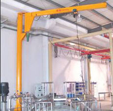 Cranes are console and rotary