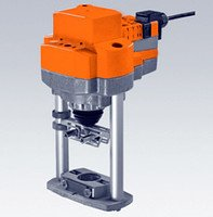 Electric drives for saddle valves Belimo