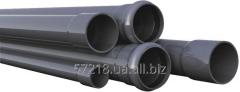 Водопроводные трубы из поливинилхлорида (НПВХ) для
