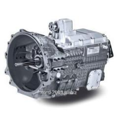 Коробка перемены передач,  КПП-141 УРАЛ-4320.