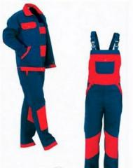 Overalls of special purpose - production and