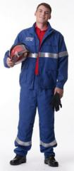 Overalls for electricians from the producer