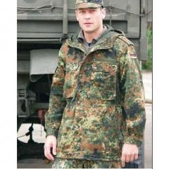 Service military dress, Camouflage - retail and