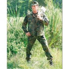 Service dress for military, the Uniform army -