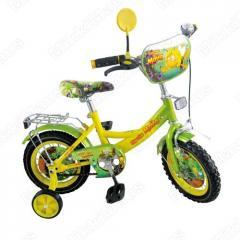 Велосипед 12 P 1244 BM детский мульт ПМ, NEW,