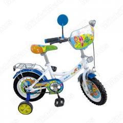 Велосипед 12 P 1248 FX детский мульт ФК, NEW,