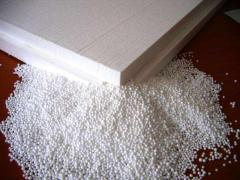 Polyfoam of sheet construction, 17 kg in one cubic