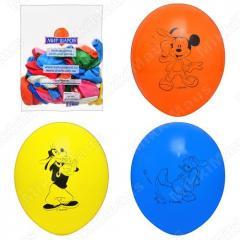 Шарики надувные 200-0042 (30шт) Мир шаров,14