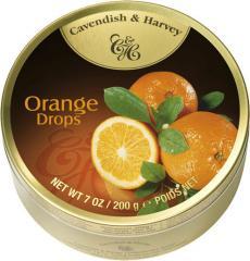 Cavendish & Harvey - Леденцы Апельсиновые