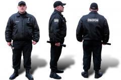 Одежда охранника, Униформа для охраны - пошив под