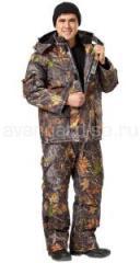 Sheepskin coats for fishermen and hunters
