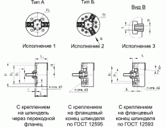 Патрон токарный трехкулачковый клиновой