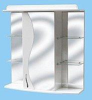 Зеркало для ванной комнаты з16 60см, код 817