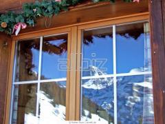 Окна из профиля ALMplast