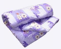 Blankets for hospitals: vatinovy, sizes 210х200;