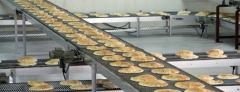 Automatic for the production of pitas and