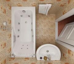 Акриловая ванна с гидромассажем Triton Кэт