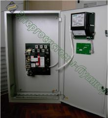 Devices low-voltage complete automatic inclusion of a reserve of ABP CTABP