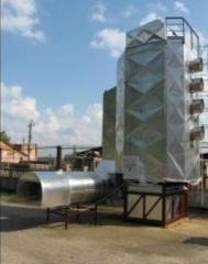 Зерносушилка ЗСШ-4000