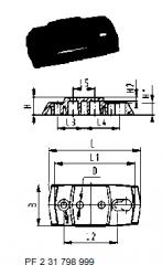 Трёхходовой шаровой кран тип 343,