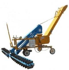 Зернометатель МЗС-170