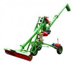 NZ-20 grain loader