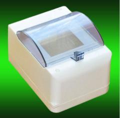 Board modular under electric automatic equipment,