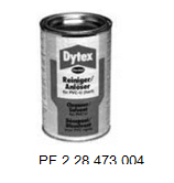 Cleaner of Dytex of Bank 1 liter