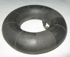 Rubber bags, rubber for a car, tires and tubes
