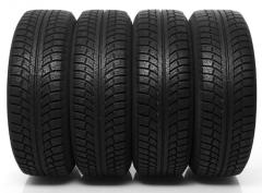 Passenger tires, tires for cars, production of