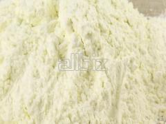 Powdered milk of 1,5%, 25% in bags