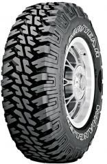 Los neumáticos para el mal estado de los caminos,