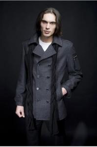 Одежда мужская 1007    стильная   модная   зимняя